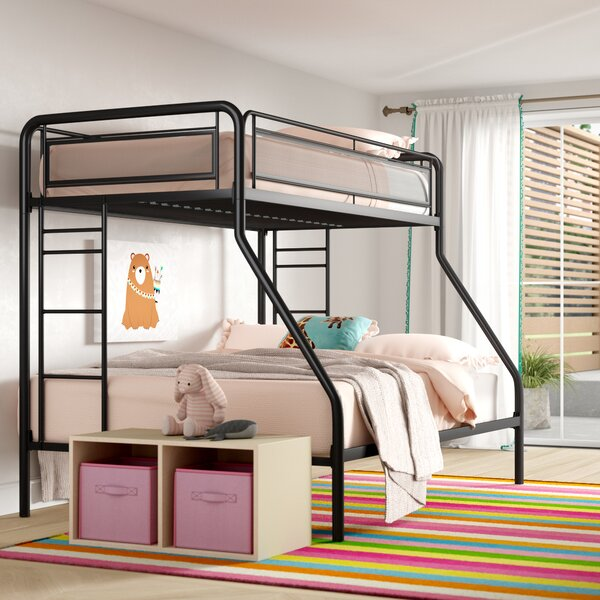 Julian Twin Over Full Bunk Bed by Viv + Rae
