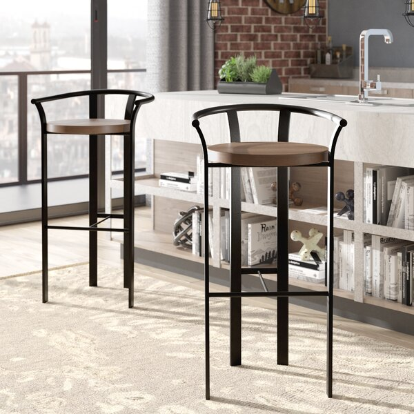 Crissom 30.5 Bar Stool by Trent Austin Design