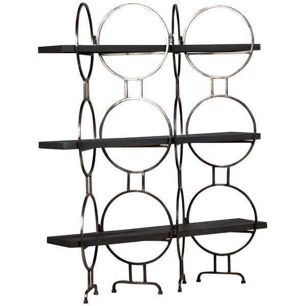Stark Orbit Etagere Bookcase by Everly Quinn