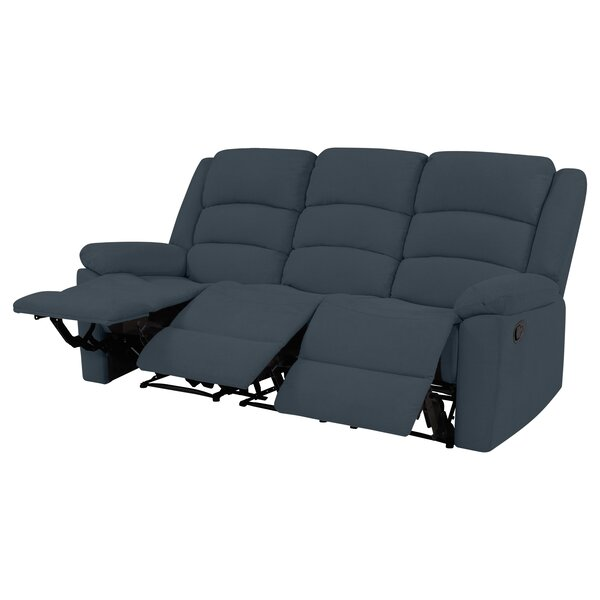 Romanowski Reclining Sofa by Red Barrel Studio