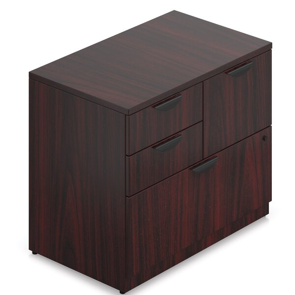 4-Drawer Lateral Filing Cabinet by Offices To Go