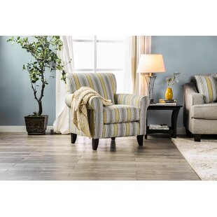 Kindel Chenille Accent Armchair By Alcott Hill