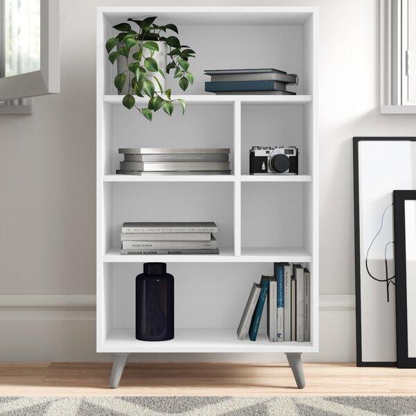 Jaliyah Standard Bookcase By Zipcode Design