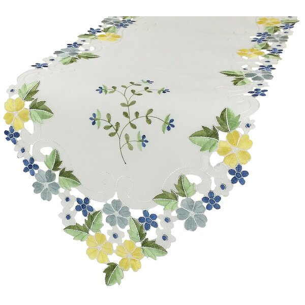 Magdalena Table Runner by August Grove
