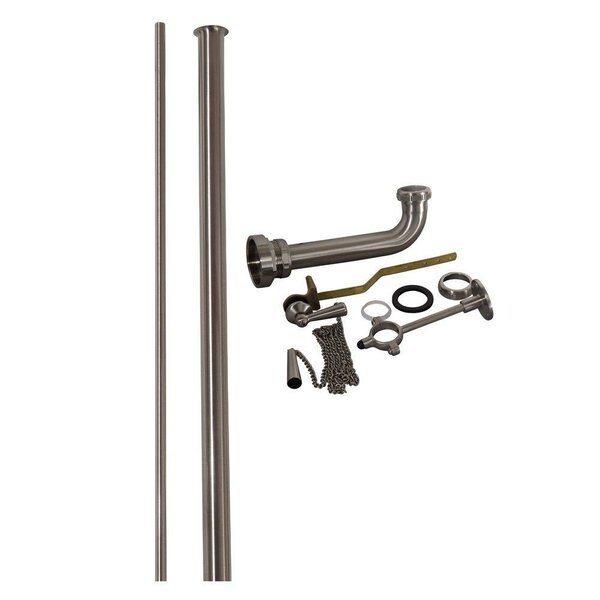 Pull Chain Toilet Trim Kit by Barclay