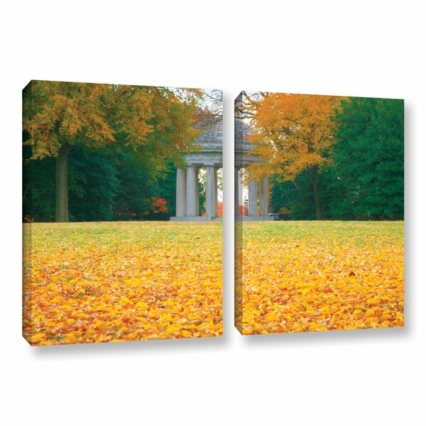Remembrance by Steve Ainsworth 2 Piece Photographic Print on Gallery Wrapped Canvas Set by ArtWall