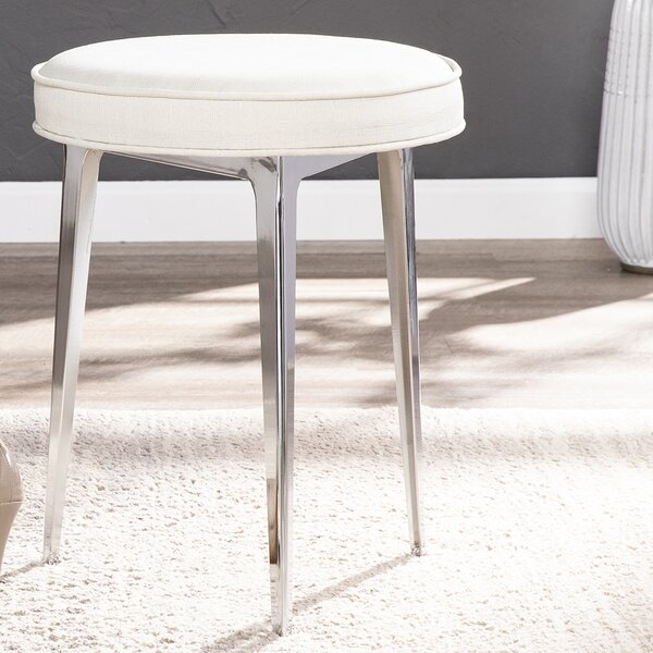 Dutchess Accent Stool by Orren Ellis