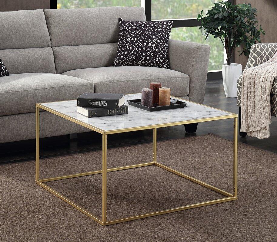 Willa arlo interiors theydon coffee table reviews wayfair - Willa arlo interiors keeley bar cart ...