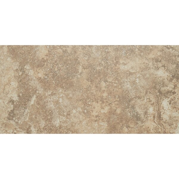 Aguirre 12 x 24 Porcelain Field Tile in Moka by Itona Tile