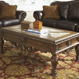 Lynnet Coffee Table Signature Design by Ashley