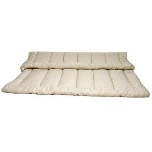 Affordable Price Organic 1.5 Wool Mattress Topper BySleep & Beyond