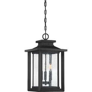 Top Reviews Higuchi 3-Light Outdoor Hanging Lantern By Alcott Hill