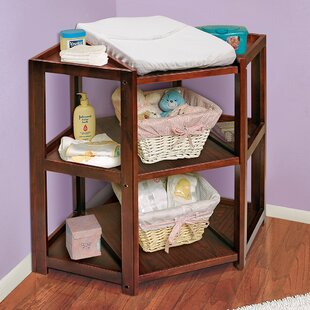 Carner Diaper Corner Baby Changing Table By Zoomie Kids