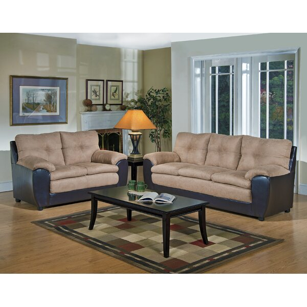 Brewster Configurable Living Room Set by Andover Mills