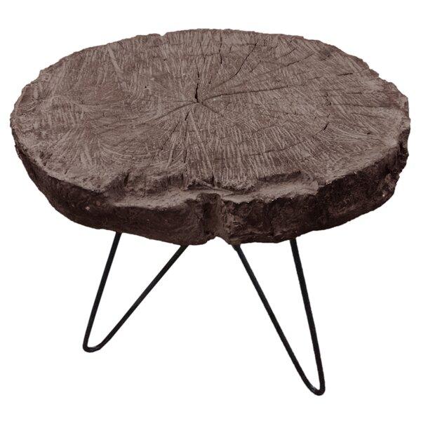 Yadira Slab End Table by Union Rustic