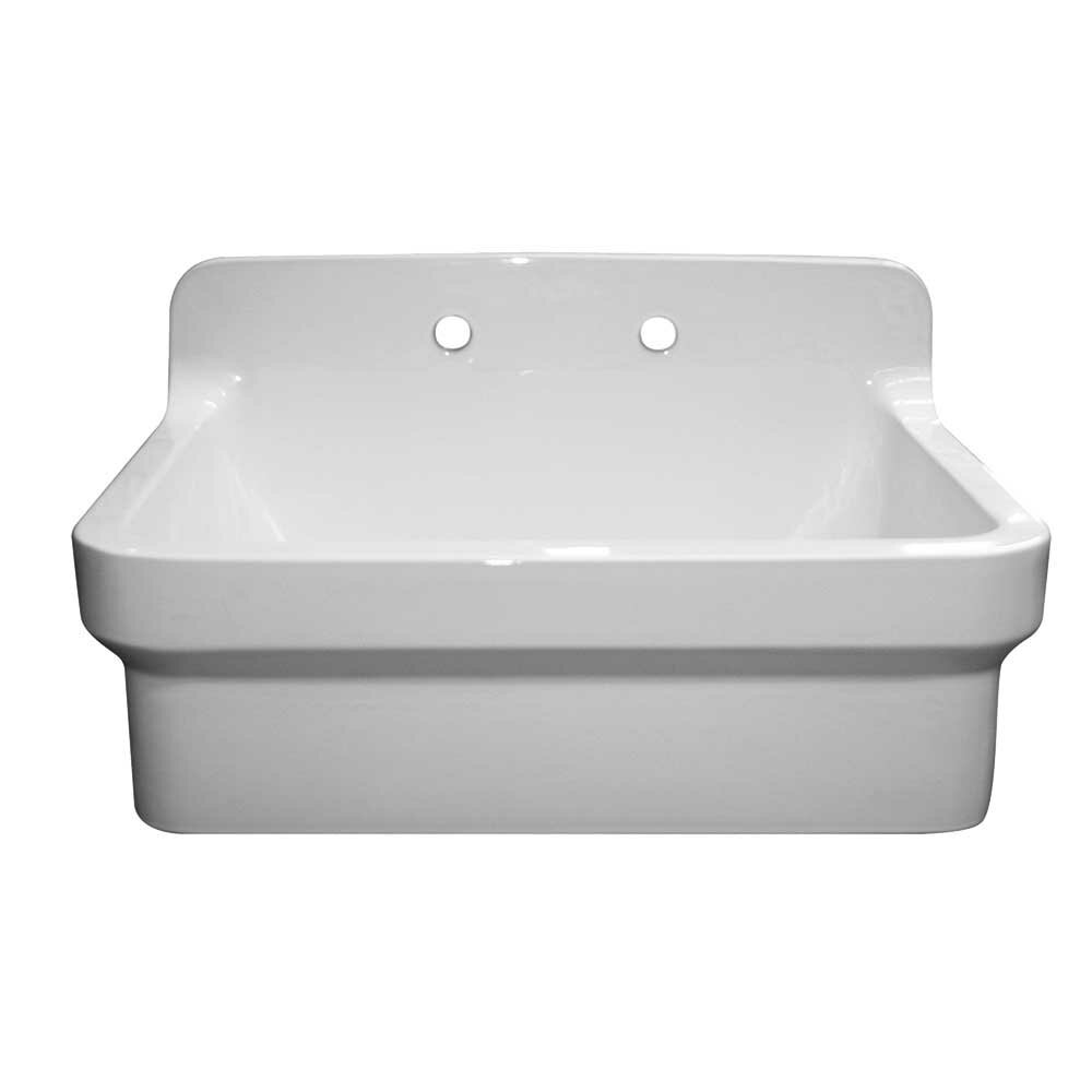 whitehaus collection old fashioned country 30   x 22   kitchen sink  u0026 reviews   wayfair whitehaus collection old fashioned country 30   x 22   kitchen sink      rh   wayfair com