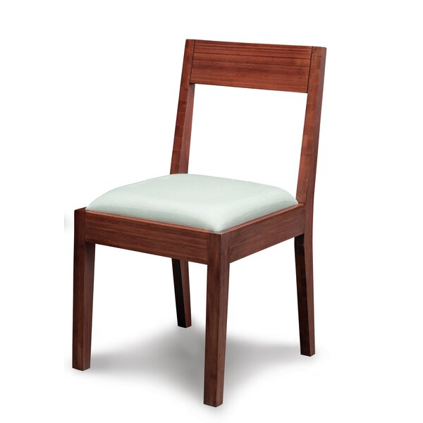 Lenu Side Chair In Brown (Set Of 2) By Latitude Run
