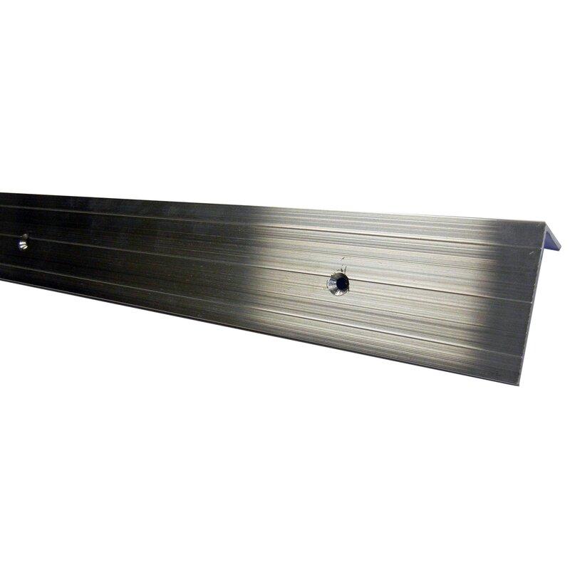 Aluminum Door Threshold  sc 1 st  Wayfair & Handy Home Aluminum Door Threshold \u0026 Reviews | Wayfair