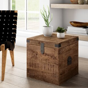 Angelique End Table with Storage
