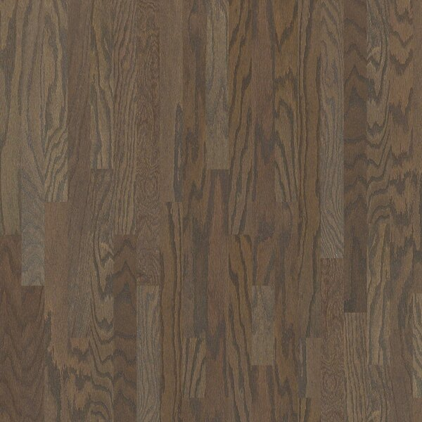 Shotgun 3 Engineered Oak Hardwood Flooring in Trigger by Shaw Floors