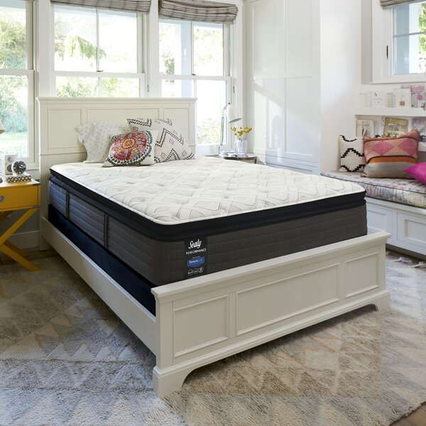 Response™ Performance 14 Firm Pillowtop Mattress and 9 Box Spring by Sealy