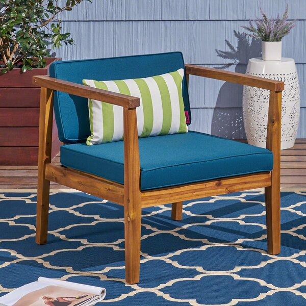 Adalhard Teak Patio Chair (Set Of 2) By Ivy Bronx by Ivy Bronx Read Reviews