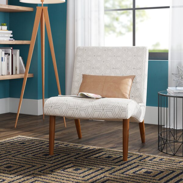 Ada Geo Slipper Chair by Langley Street