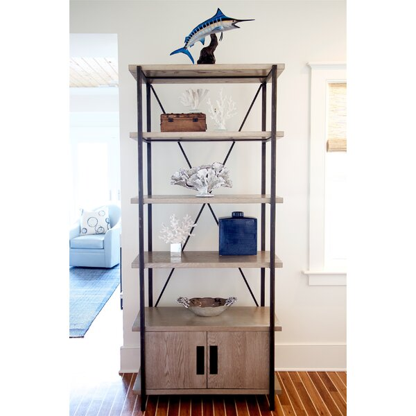 Boathouse Etagere Bookcase by MacKenzie-Dow