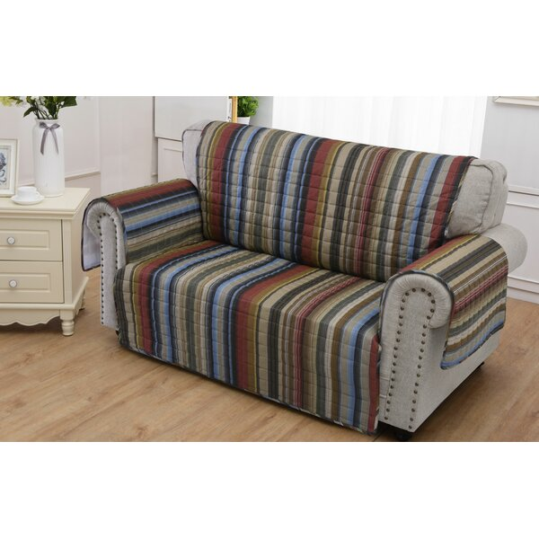 Loveseat Slipcover by Winston Porter