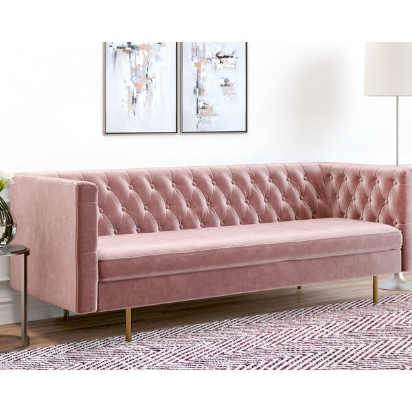 Get Name Brand Kaleb Sofa by Modern Rustic Interiors by Modern Rustic Interiors