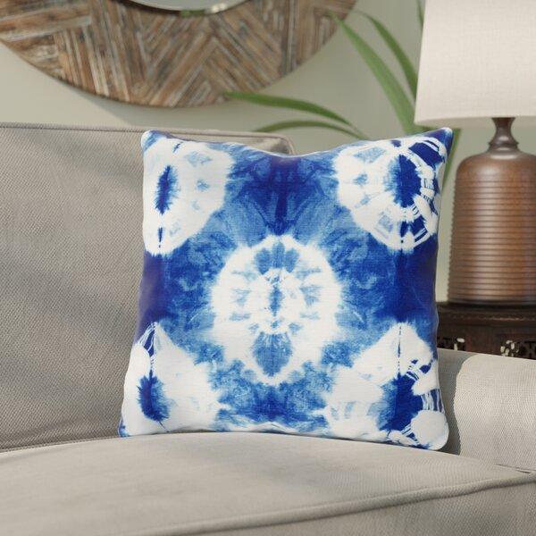 Germann Dye Throw Pillow by Bloomsbury Market