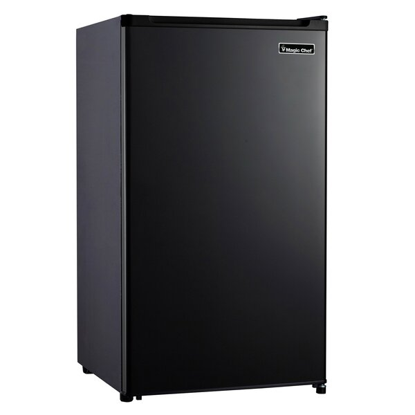 18.7 W 3.2 cu. ft. Compact/Mini Refrigerator by Magic Chef