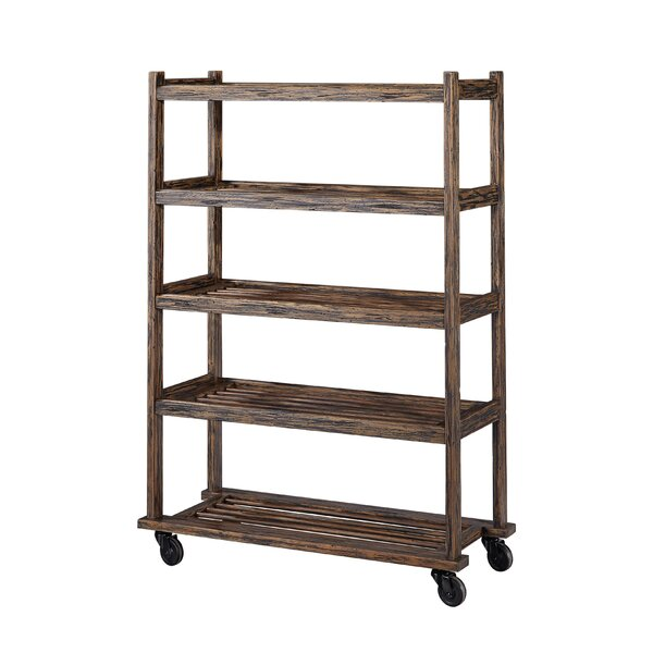 Partin Etagere Bookcase by Union Rustic