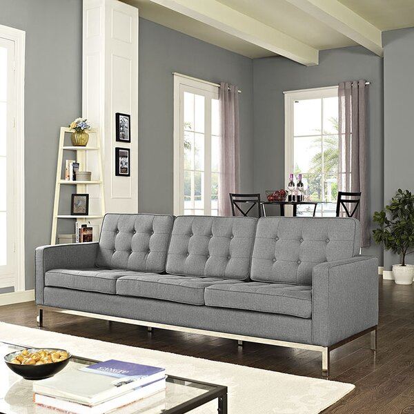 Cute Style Gayatri Sofa by Orren Ellis by Orren Ellis