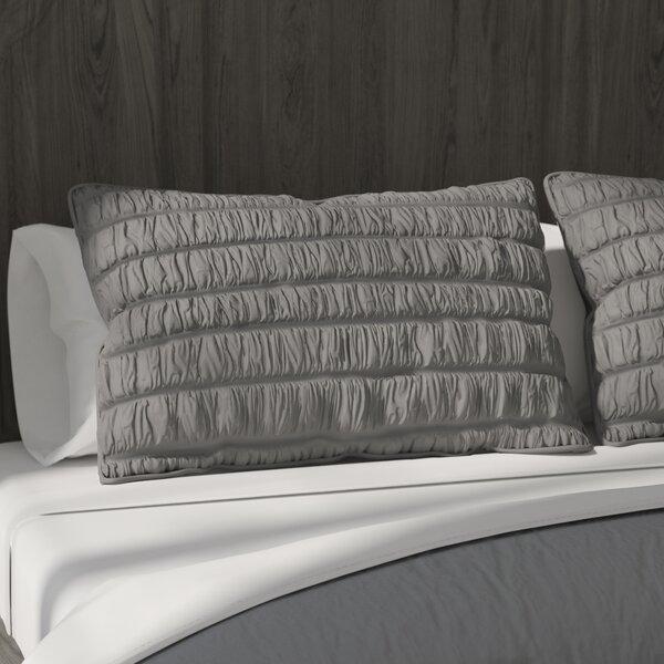 Masson Cotton Pure Textured Sham by Gracie Oaks