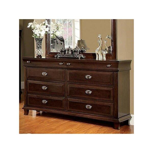 Yerkes 6 Drawer Double Dresser by Winston Porter