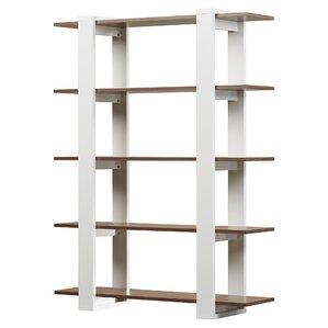 "62"" Accent Shelf Bookcase"