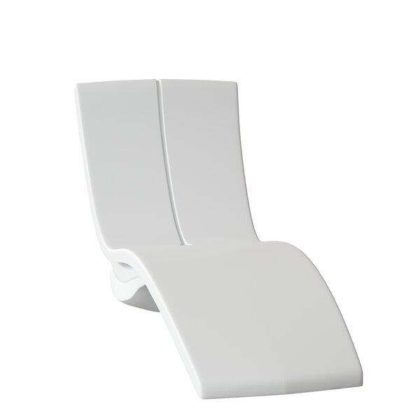 Curve Chaise Lounge by Tropitone Tropitone