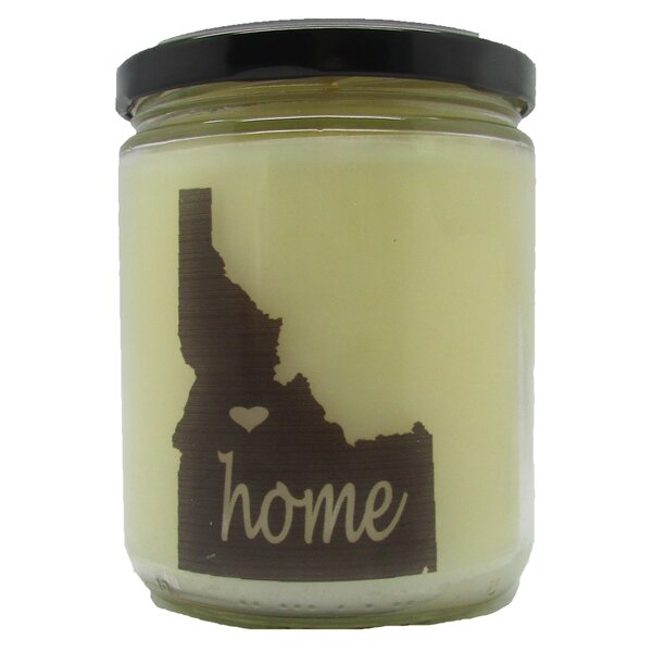 Idaho Lemon Cheesecake Scented Jar Candle by Gracie Oaks