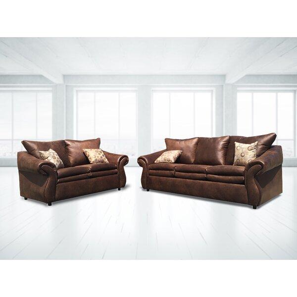 Hessville 2 Piece Living Room Set by Red Barrel Studio