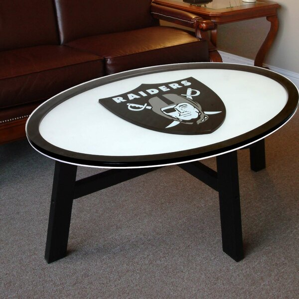 Nfl Logo Coffee Table by Fan Creations