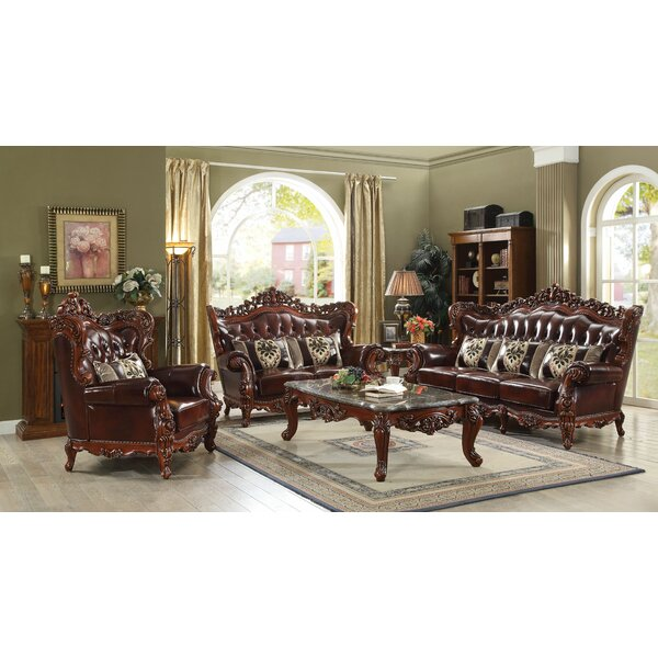 Ezekiel Configurable Living Room Set
