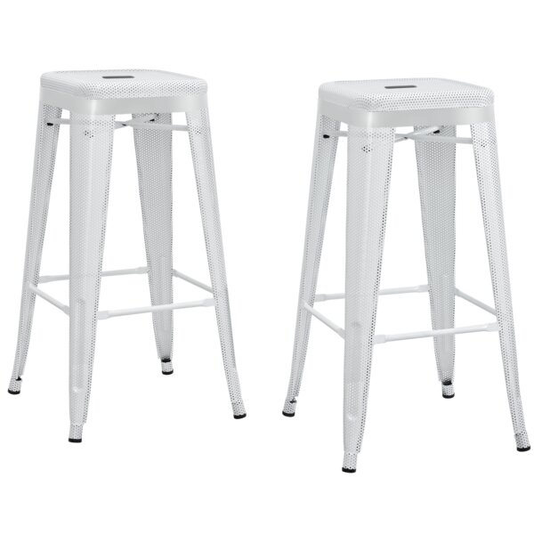 Mckean 30 Bar Stool (Set of 2) by Mercury Row