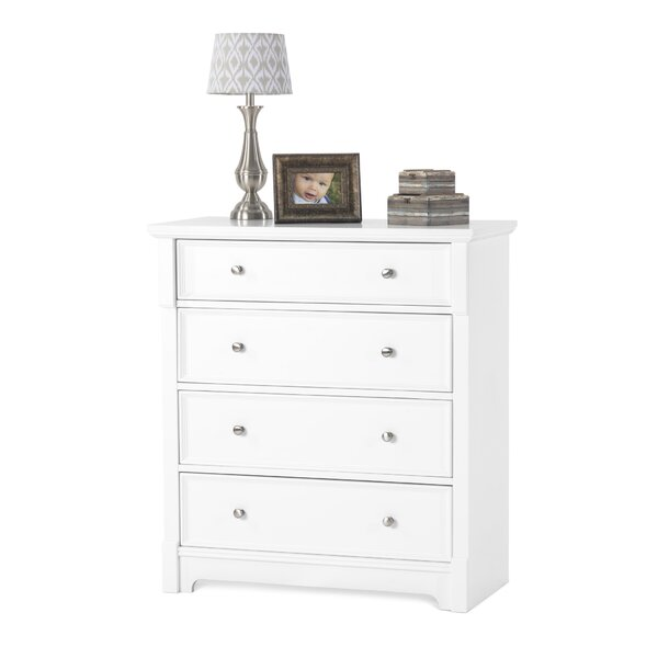 Bradford 4 Drawer Chest by Child Craft