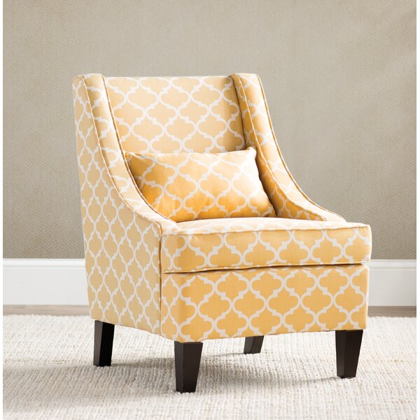 Purcell Armchair by Alcott Hill