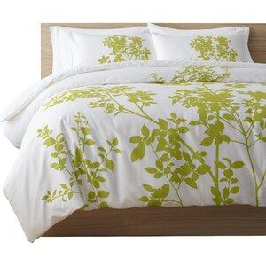 Arrellano 100% Cotton Duvet Cover Set