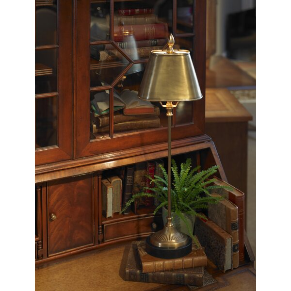 Delicate 24 Table Lamp by Wildwood