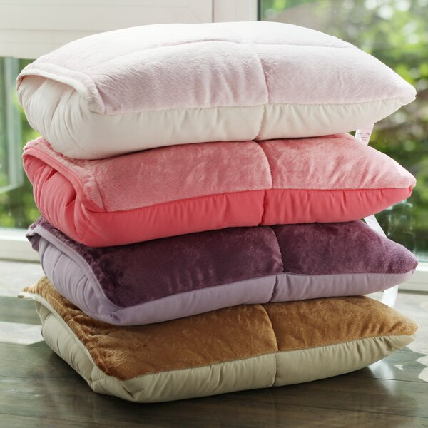 Barlow Multi-Functional Pillow Blanket by Alcott Hill