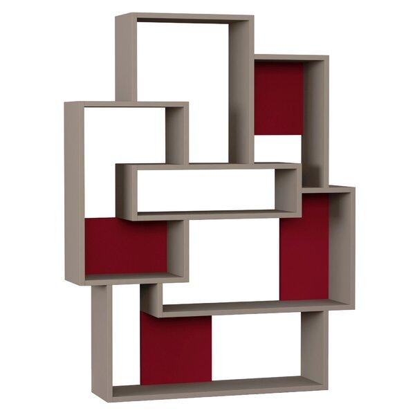 Matthew Modern Standard Bookcase by Brayden Studio