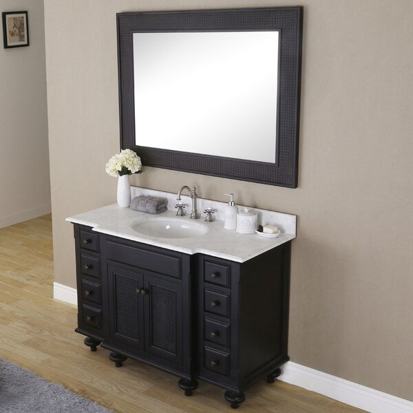 Carlson 48 Single Bathroom Vanity Set by dCOR design